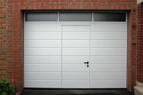 Portes De Garage Hormann Pose Sur Lille Lambersart Lomme Marcq - Hormann porte sectionnelle