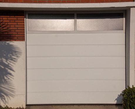Pose porte garage sur Lille-Haubourdin Hormann