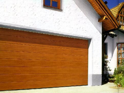 Portes de garage hormann pose sur lille lambersart - Porte de garage sectionnelle non motorisee ...